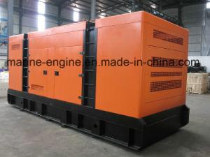 750kvakw/600kw Silent Type Cummins Diesel Generator for Sale pictures & photos
