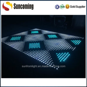 Wedding Decoration DJ Lighting Stage Light LED Dance Floor pictures & photos