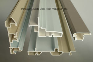 Insect Resistance FRP/GRP Door and Window Pultruded Profile