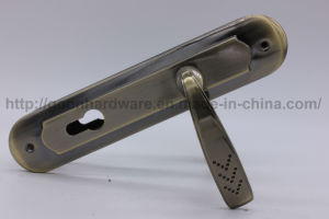 Aluminum Handle on Iron Plate 103 pictures & photos