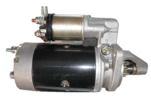 Lucas M45 Starter Motor (LRS124 12V 2.4KW 10T) pictures & photos