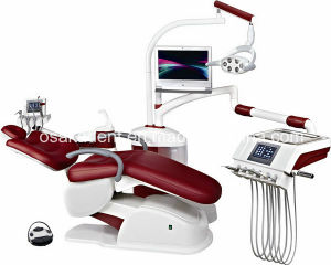 High Class Dental Chairs with Touch Screen Controll System pictures & photos