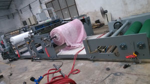 Non-Woven Fabric Spray Coating Laminating Machine pictures & photos
