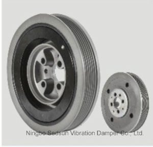Crankshaft Pulley / Torsional Vibration Damper for VW 028105243T pictures & photos