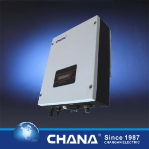 1kw~4kw Single Phase Grid Tie Solar Inverter with VDE and TUV Approvals pictures & photos