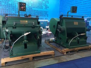 Die Cutting and Creasing Equipments pictures & photos