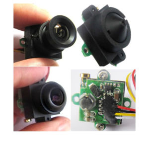 Hot! 8 to 170 Deg Mini CCTV Camera for Fpv, Home, Car (520TVL, audio, video, night vision) pictures & photos