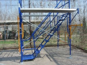 Scaffold Guard Rail for Frame System pictures & photos