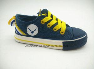 2017 New Canvas Kids Sneaker (ET-LD160187K)