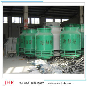 50 Tons Round Type FRP Cooled Cooling Tower pictures & photos
