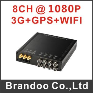 8CH Mobile DVR Support 3G/GPS/WiFi Are Available for Special Used pictures & photos