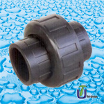 PVC/CPVC Pressure Pipe Fittings Unions ASTM Sch80 and 40 pictures & photos