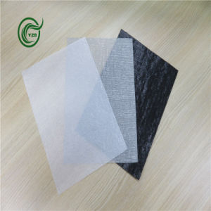 Pb2813 Woven Fabric PP Primary Backing for Carpet (White) pictures & photos