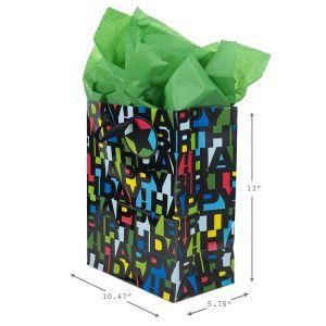 Brithday Gift Bag, Gift Bags, Gift Paper Bag, Kraft Paper Bag, Paper Handbag pictures & photos