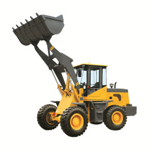 Sinotruk Front Wheel Loader with CE Certificate and Best Price (HW918) pictures & photos