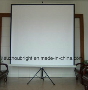 Projector Screen Tripod Stand Screen Tripod pictures & photos
