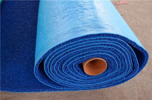 Anti Slip Cutting Outdoor PVC Plastic Vinyl Loop Spaghetti Coil Floor Mats Matting Runner Rolls pictures & photos
