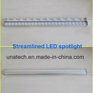 Outdoor Solar Billboard Advertising Linear LED Sign Spotlight pictures & photos