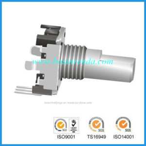 12mm Absolute Rotary Encoder for Car Air Conditioning Use pictures & photos