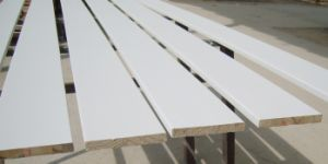 Primed Finger Jointed Pine Wood Flat Jamb pictures & photos