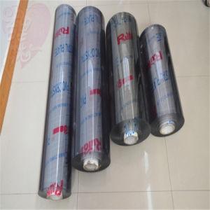 Super Clear PVC Soft Film/Soft PVC Stretch Blue Film/ PVC Soft Film pictures & photos