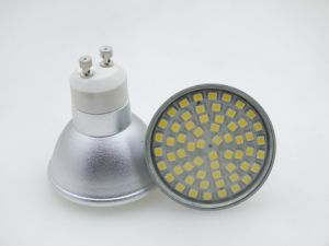 New Dimmable GU10 3.5W 60PCS 3528 SMD LED Spotlight pictures & photos