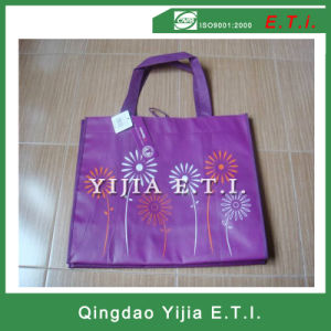 Laminated Non-Woven Shopping Tote Bag pictures & photos