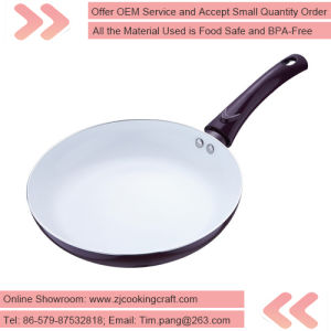 Pressed Aluminum Nonstick Ceramic Fry Pan pictures & photos