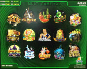 Xxl 15 in 1 Casino Pcb
