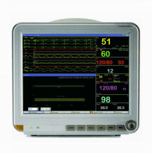 15 Inch Multi-Parameter Patient Monitor with CE (Z15) pictures & photos