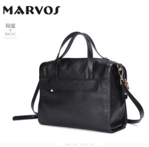New Fashion Wholesale Ladies PU Leather Handbag /Hight Quality (MA#1616) pictures & photos
