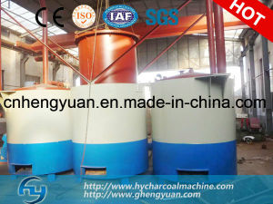 Best Quality Agro Waste Charcoal Carbonization Furnace pictures & photos