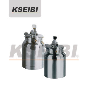 Painting Cup of Spray Gun for Replacement-Kseibi pictures & photos
