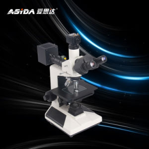 Asida Brand Metallographic Microscope for PCB Industry pictures & photos