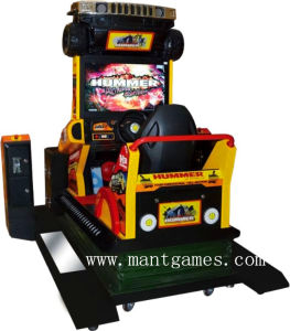 Arcade Game Amusement Machine Hummer Motion Vehicle (MT-1016) pictures & photos