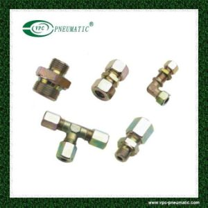 Hydraulic Fitting/Elbow Hydraulic Fitting/Tee Hydraulic Fitting pictures & photos
