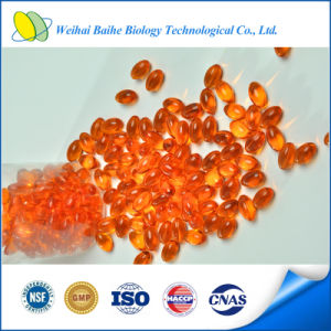 ISO/FDA Krill Oil Capsule for Reduce Cholesterol pictures & photos