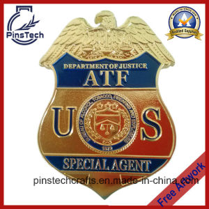 Atf Badge, Department of Atf, Custom Government Organization Badge pictures & photos