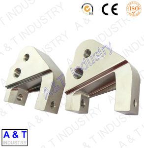 CNC Customized Aluminium Alloy/Brass Lathe Turning Machine Mechanical Parts pictures & photos