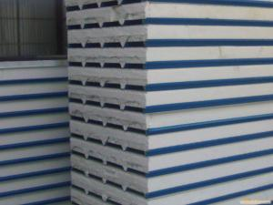 Light Weight EPS Sandwich Panel, Steel Sheet Panel, Insulated Panel pictures & photos