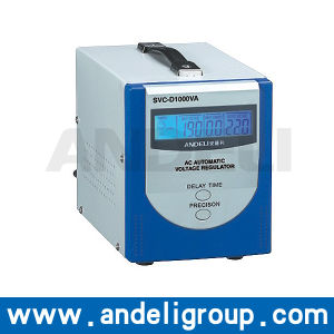 Full Automatic AC Voltage Stabilizer (SVC-D) pictures & photos