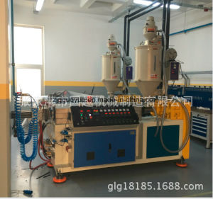 PA66GF25breaking Polyamide Tape Extrusion Machine pictures & photos