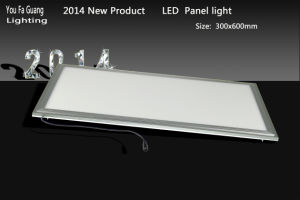 High Efficiency 18W 300X600mm LED Panel Light