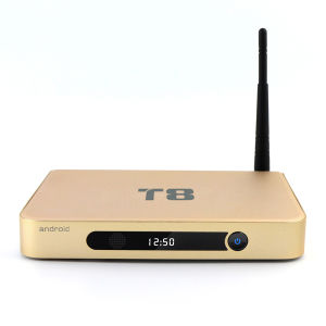Zoomtak T8 Android TV Box with Amlogic S802 Quad Core Support 4k2k pictures & photos