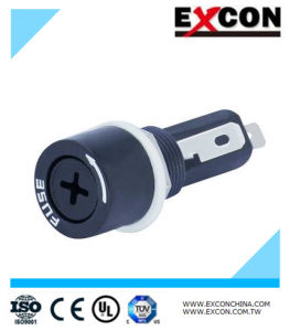 Auto Fuse Holder for Home Appliance Excon Fh1-2 pictures & photos