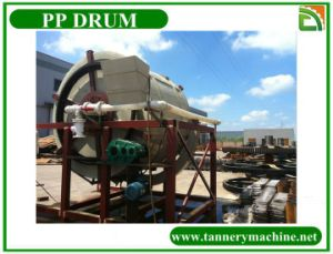 Tannery Machine Used Plastic Drums for Sale in China