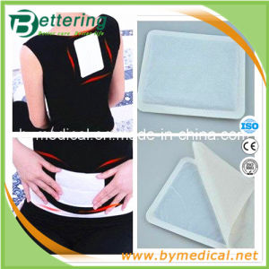 Disposable Adhesive Self Heating Body Warm Patch pictures & photos