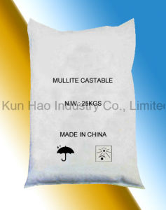 Refractory Castables Light Weight Castables in Thermal Insulation