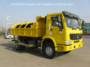 Garbage Collection Truck pictures & photos