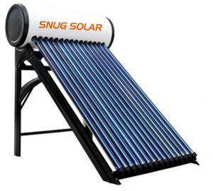 High Pressured Compact Solar Hot Water Heater pictures & photos